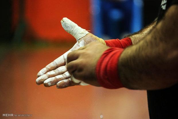 عسکری: بیشتر از دوره قبل در وزنه برداری مدال می گیریم