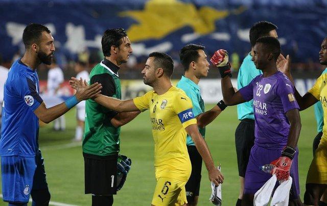 روزنامه قطری برای روحیه دادن به دروازبان السد از رحمتی مایه گذاشت!