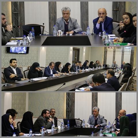 سومین کمیسیون فنی و حقوقی شورای عالی میراث فرهنگی و گردشگری برگزار گردید
