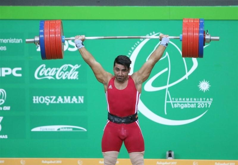 وزنه برداری قهرمان دنیا، هاشمی در یک ضرب نقره گرفت، بیرالوند چهارم شد