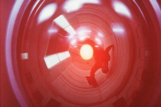 صداپیشه ربات اودیسه فضایی درگذشت، خاموشی هال 9000