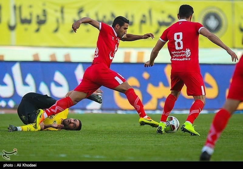 جدول لیگ برتر فوتبال در خاتمه روز دوم هفته پانزدهم؛ صعود موقت پدیده به صدر و امیدواری استقلال