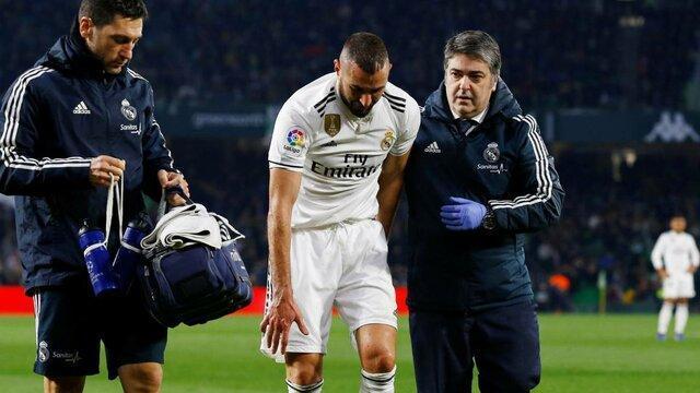 رئال مادرید بدون مهاجم شد!