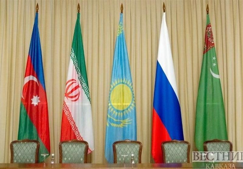 نخستین نشست گروه کاری سطح بالا درباره مسائل خزر در باکو انتها یافت