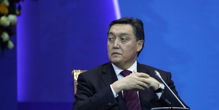 عسکر مامین نخست وزیر پیشنهادی نظربایف به مجلس قزاقستان