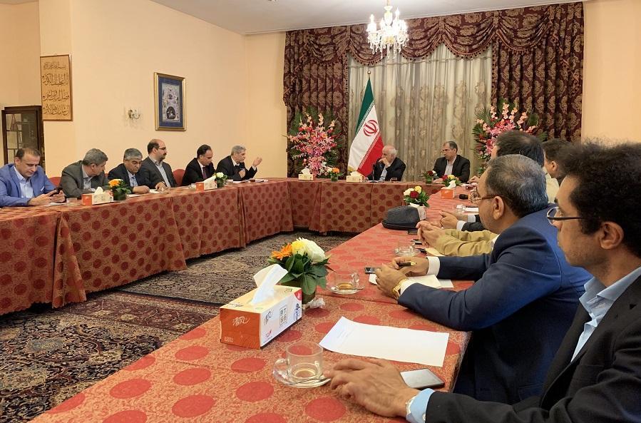 سفیر ایران: مناسبات تهران - پکن جهش قابل توجهی داشته است