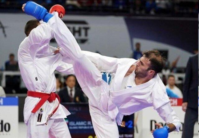 6 طلا و 3 برنز کاراته ایران در لیگ جهانی سری آ