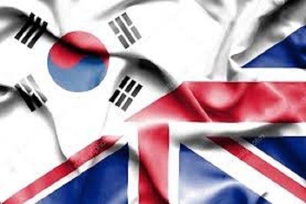 کره جنوبی و انگلیس پیش از برگزیت برای تجارت آزاد مذاکره می نمایند