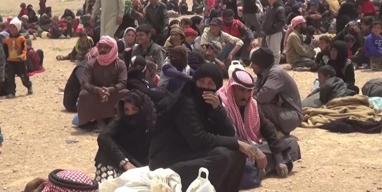ممانعت آمریکا از اجرای طرح خروج چند هزار آواره سوری