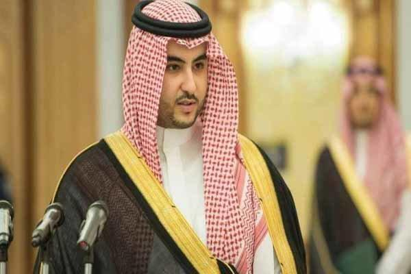 موضع گیری خصمانه معاون وزیر دفاع سعودی علیه ایران