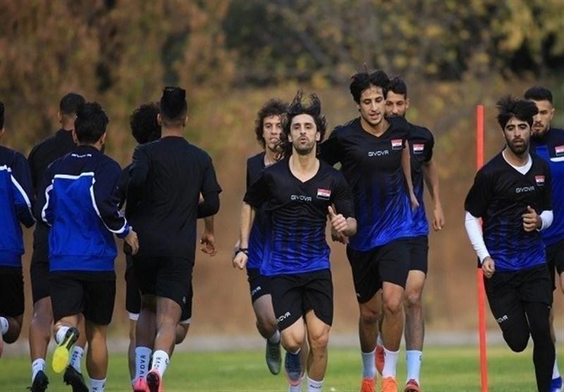 شرح در خصوص مصدومیت بازیکن تیم ملی فوتبال عراق