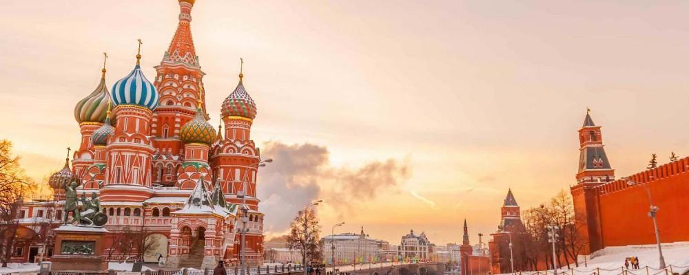 مسکو را با دیدنی ترین جاذبه هایش بشناسید