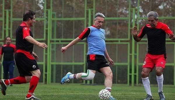بعد از بهزادی من سر طلایی فوتبال ایران هستم